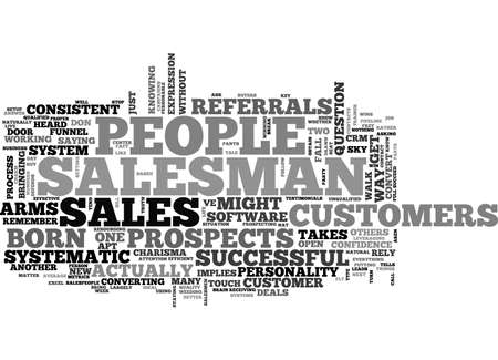A TALE OF TWO SALESMEN TEXT WORD CLOUD CONCEPT