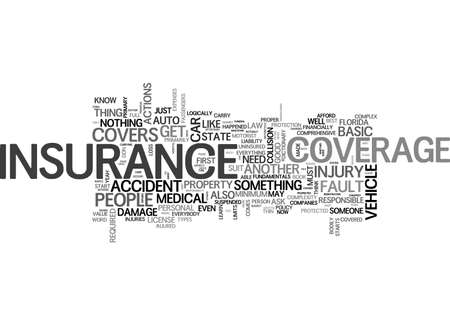 logically: BEGINNER S GUIDE TO AUTO INSURANCE TEXT WORD CLOUD CONCEPT