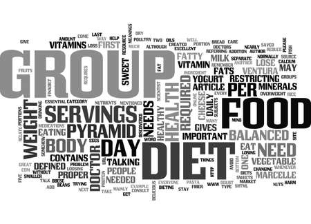 ARE WE WHAT WE EAT TEXT WORD CLOUD CONCEPT