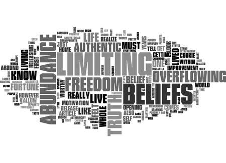 authenticity: AUTHENTICITY FREEDOM TEXT WORD CLOUD CONCEPT