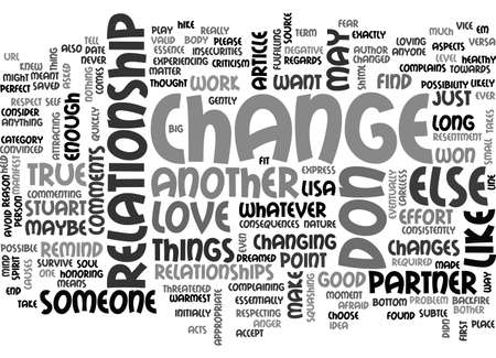 BE EXACTLY WHO YOU ARE TEXT WORD CLOUD CONCEPT Illustration