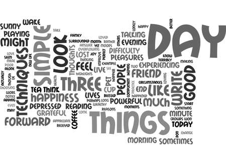 happier: BE HAPPIER IN A MONTH TEXT WORD CLOUD CONCEPT