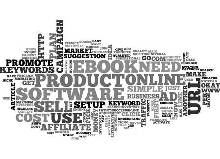 A SIMPLE PLAN TO MARKET ONLINE EARN MONEY INSTANTLY TEXT WORD CLOUD CONCEPT
