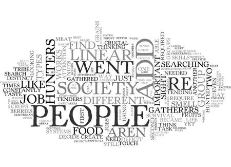 ADD SOCIETY NEEDS HUNTERS TEXT WORD CLOUD CONCEPT