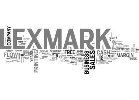 AN ANALYSIS OF LENOX LNX TEXT WORD CLOUD CONCEPT