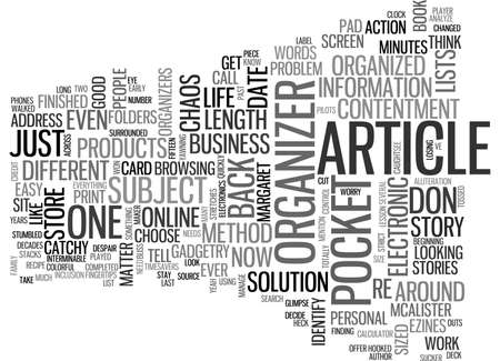 articles: AN ARTICLE ABOUT ARTICLES TEXT WORD CLOUD CONCEPT