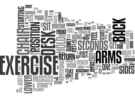 AN EXERCISE PLAN TO LOSE WEIGHT TEXT WORD CLOUD CONCEPT