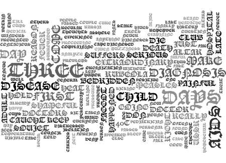 AIDS EPIDEMIC IN THE USSR TEXT WORD CLOUD CONCEPT Illustration