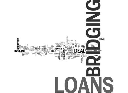 BASIC LOANS TEXT WORD CLOUD CONCEPT