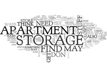 APARTMENT SEARCH TEXT WORD CLOUD CONCEPT 向量圖像