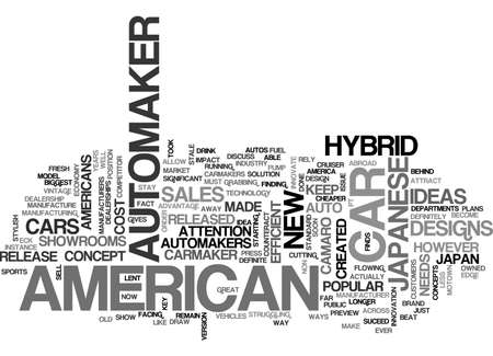 AMERICAN AUTO BARGAINS REVIEW GOOD OR BAD TEXT WORD CLOUD CONCEPT