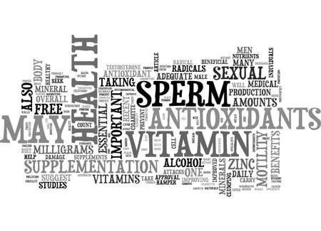 ANTIOXIDANTS ADD A LEAN MUSCULAR BODY TO THE LIST OF BENEFITS TEXT WORD CLOUD CONCEPT