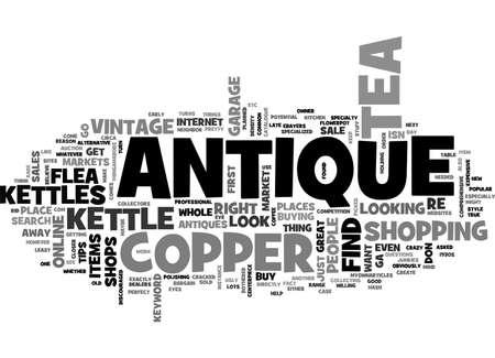 ANTIQUE CLASSICS CARS THAT LAST TEXT WORD CLOUD CONCEPT Illustration