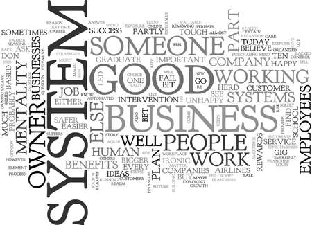 ARE YOU PART OF SOMEONE ELSE S SYSTEM TEXT WORD CLOUD CONCEPT Illusztráció