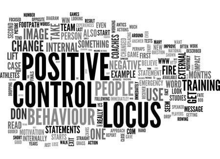 ARE YOU POSITIVE OR NEGATIVE DOES YOUR BEHAVIOUR IMPACT THOSE AROUND YOU AND CAN YOU CHANGE IT TEXT WORD CLOUD CONCEPT