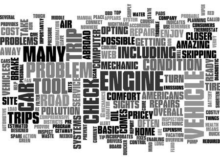 opting: ARE YOU ROAD TRIP READY TEXT WORD CLOUD CONCEPT