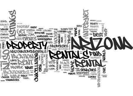 searches: ARIZONA THE HOST OF GREAT EVENTS TEXT WORD CLOUD CONCEPT