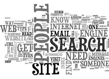 WHY DO I NEED TO GET MY WEB SITE INDEXED TEXT WORD CLOUD CONCEPT