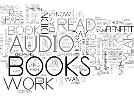 told: BENEFIT FROM BOOKS EACH YEAR TEXT WORD CLOUD CONCEPT