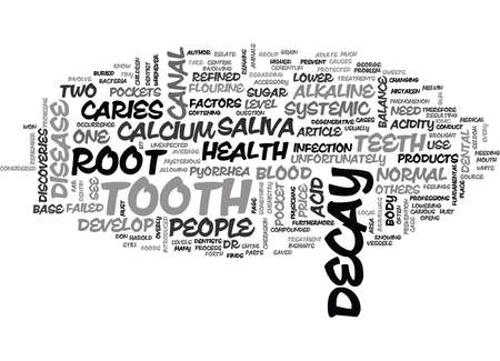 overly: WHY DO SOME PEOPLE S TEETH DEVELOP DENTAL CARIES AND OTHERS DO NOT TEXT WORD CLOUD CONCEPT Illustration