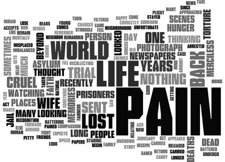 looked: WHY DO WE FEEL THAT LIFE CAN BE CRUEL TEXT WORD CLOUD CONCEPT