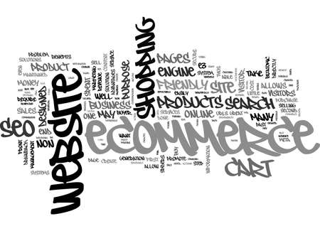 advantages: BENEFITS OF SEO FOR ECOMMERCE TEXT WORD CLOUD CONCEPT