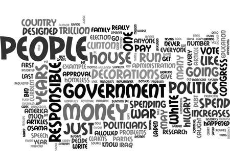 final thoughts: WHY DOES ANYONE LISTEN TO POLITICIANS TEXT WORD CLOUD CONCEPT