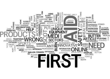 foreign bodies: WHAT IS FIRST AID TEXT WORD CLOUD CONCEPT