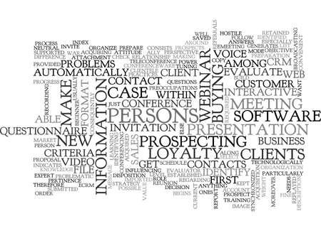 BEST PRACTICES FOR ECRM TEXT WORD CLOUD CONCEPT