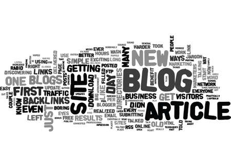 WHY IT TOOK ME SO LONG TO BLOG TEXT WORD CLOUD CONCEPT