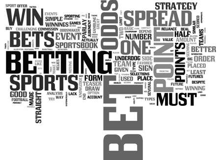 despite: BET ON SPORTS LIKE A PRO TEXT WORD CLOUD CONCEPT Illustration