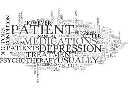 BETTER CHANCES FOR RECOVERY TEXT WORD CLOUD CONCEPT