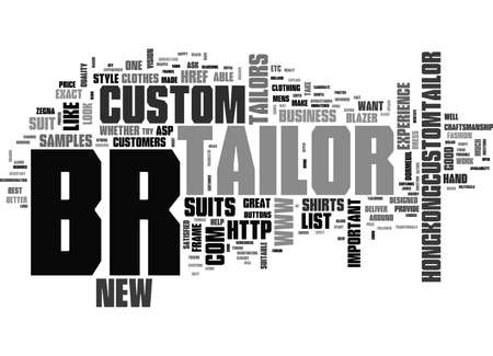WHAT TO LOOK FOR IN YOUR TAILOR TEXT WORD CLOUD CONCEPT