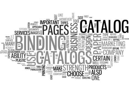 parallelism: WHY CHOOSE A CATALOG TEXT WORD CLOUD CONCEPT
