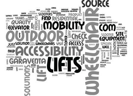 WHEN YOU NEED A LIFT TEXT WORD CLOUD CONCEPT