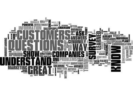 WHY GREAT COMPANIES SURVEY MARTIAN LOGIC TEXT WORD CLOUD CONCEPT