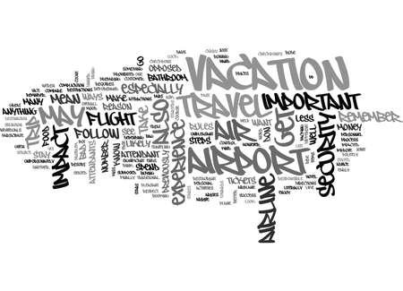 なぜ空気旅行だけ可能性があります旅行本文の単語雲概念の最も重要な部分