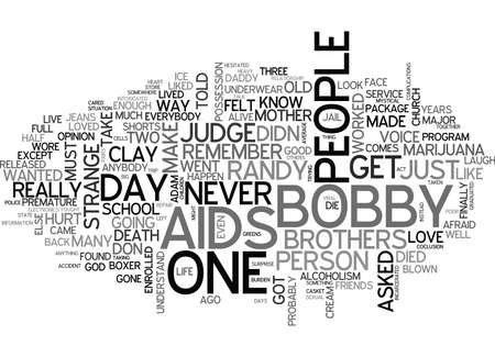 WHY DID THEY DIE SO SOON TEXT WORD CLOUD CONCEPT