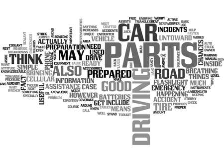 WHAT DO YOU NEED WHEN YOU DRIVE TEXT WORD CLOUD CONCEPT