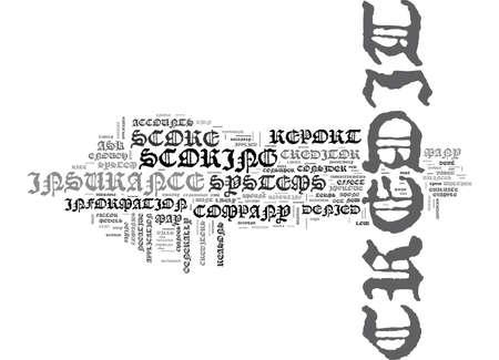 WHAT CAN I DO TO IMPROVE MY CREDIT SCORE TEXT WORD CLOUD CONCEPT Ilustração