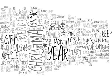 WHAT CHRISTMAS AND NEW YEAR AGAIN TEXT WORD CLOUD CONCEPT