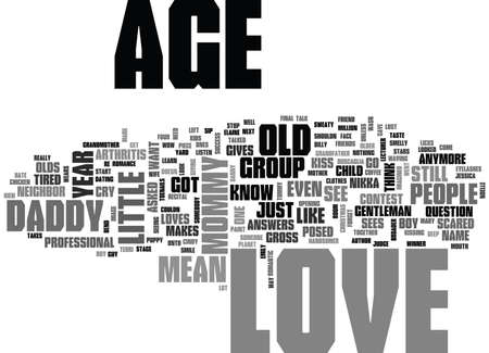 WHAT DOES LOVE MEAN SEE HOW YEAR OLD KIDS DESCRIBE LOVE TEXT WORD CLOUD CONCEPT
