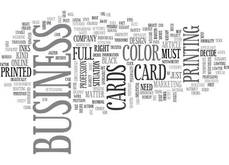 WHAT BUSINESS CARD ARE YOU IN NEED OF TEXT WORD CLOUD CONCEPT