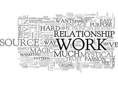 WHO WANTS TO WORK TEXT WORD CLOUD CONCEPT Ilustração