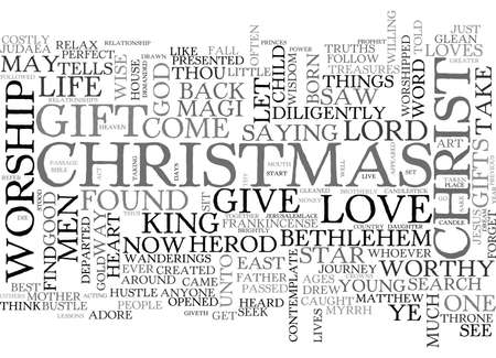 worshipped: WHAT GIFT WILL YOU GIVE TEXT WORD CLOUD CONCEPT