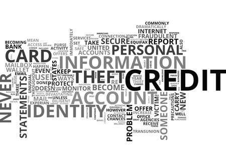 personal identification number: WHAT HAVE YOU DONE TO PROTECT YOUR IDENTITY TEXT WORD CLOUD CONCEPT