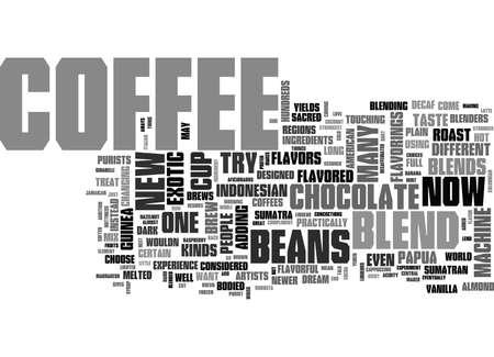 コーヒー マシン コーヒー テキスト WORD クラウドの概念の任意の種類を醸造することができます。  イラスト・ベクター素材
