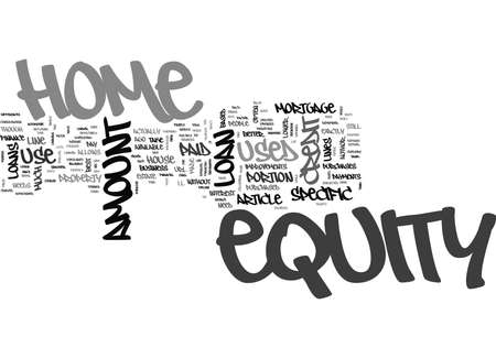 WHAT EQUITY IS AND HOW TO USE IT TEXT WORD CLOUD CONCEPT