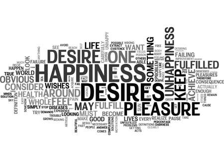 WHAT IS HAPPINESS AND HOW TO ACHIEVE IT TEXT WORD CLOUD CONCEPT
