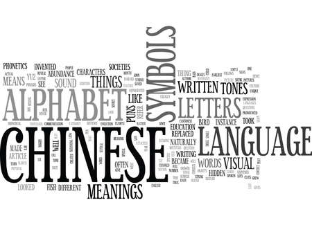 WHERE IS THE CHINESE ALPHABET TEXT WORD CLOUD CONCEPT